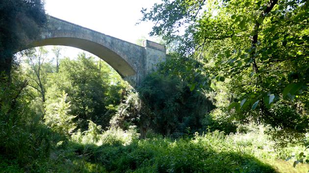 Pont Can Poeti. Garrotxa