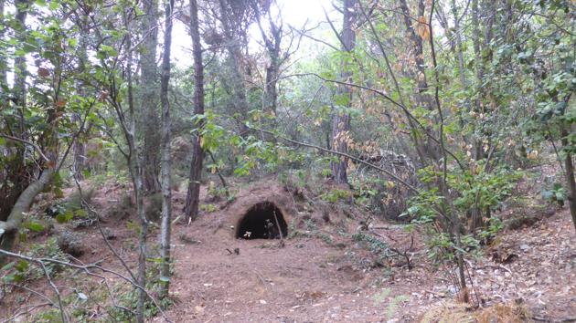 montseny-cova