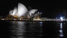Sydney Opera. Foto: gloriacondal