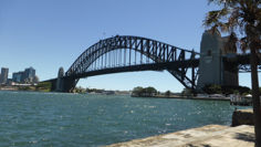 Pont Sydney. Foto: gloriacondal