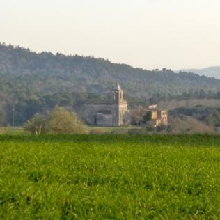 Església S Climent Amer. Foto: gloriacondal