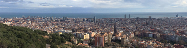 Barcelona des dels bunquers del Carmel