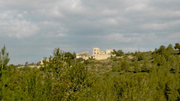 Cal Balaguer Panta Foix