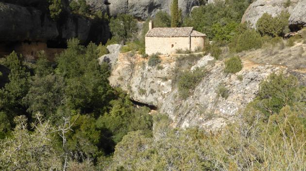 ermita-s-bartomeu-fraguerau