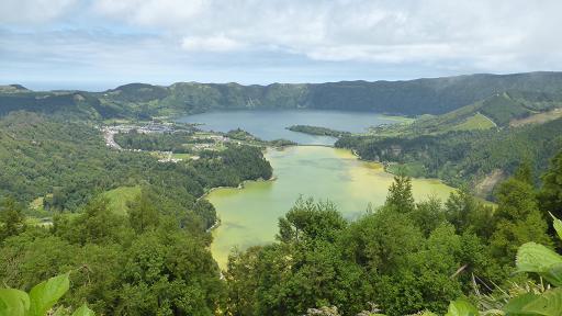 Lagoas Azul i Verde