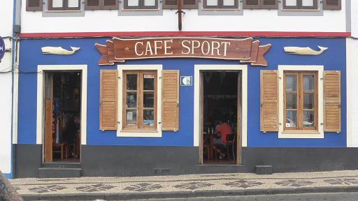 Peter cafe Horta