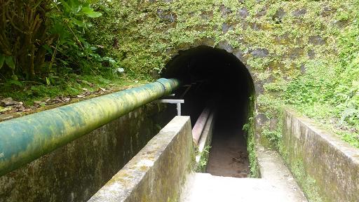 tunel lagoa azul