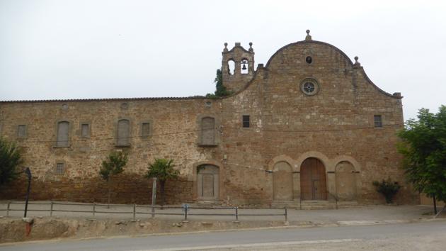 santuari mare de deu del pla Sanaüja