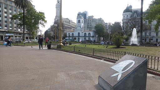 buenos aires plaza mayo