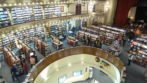 libreria el ateneo buenos aires