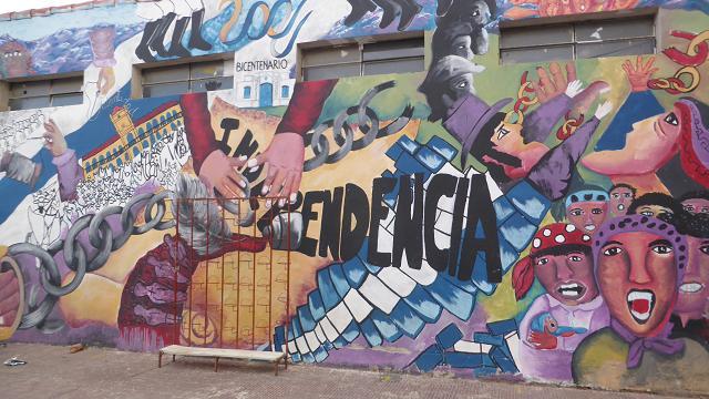 Cafayate mural