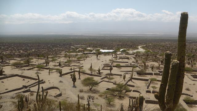 Ruines quilmes Argentina