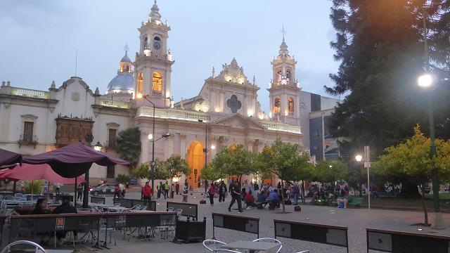 Salta catedral