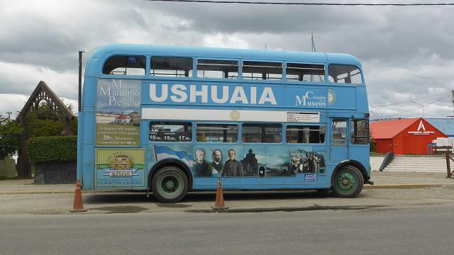 Tierra de Fuego Ushuaia