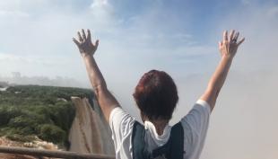 Cascades Iguazú. Garganta del Diablo. Argentina. Foto: gloriacondal