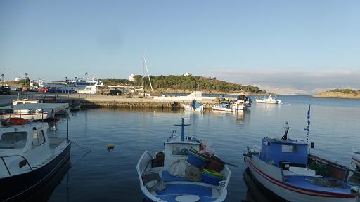 Illes inousses grecia