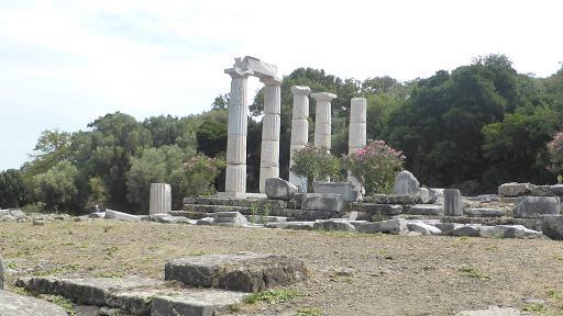 santuari grans deus samotracia