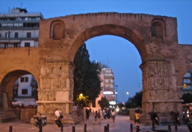 Θεσαλονικη, Tessalonica
