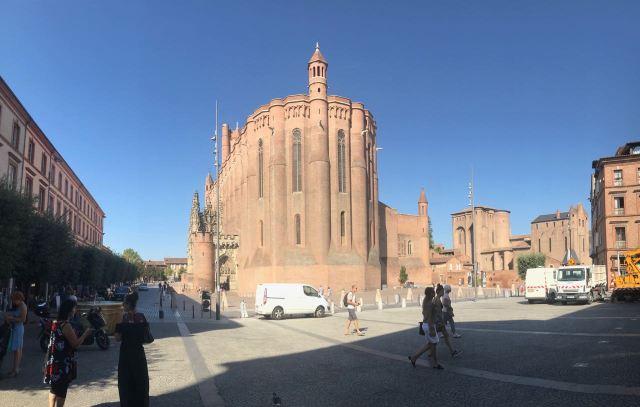 albi catedral