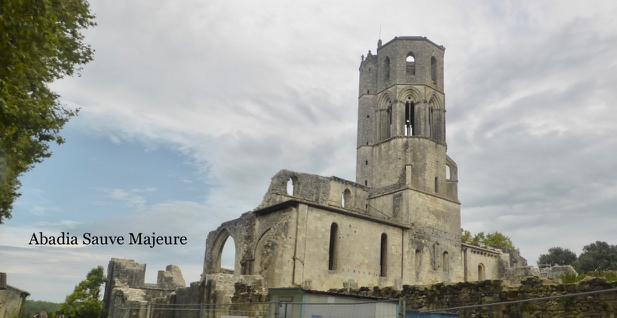 Abadia de Sauve-Majeure