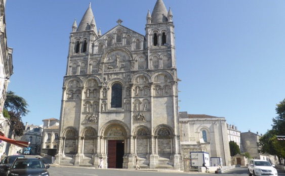 Catedral Saint Pierre Angouleme