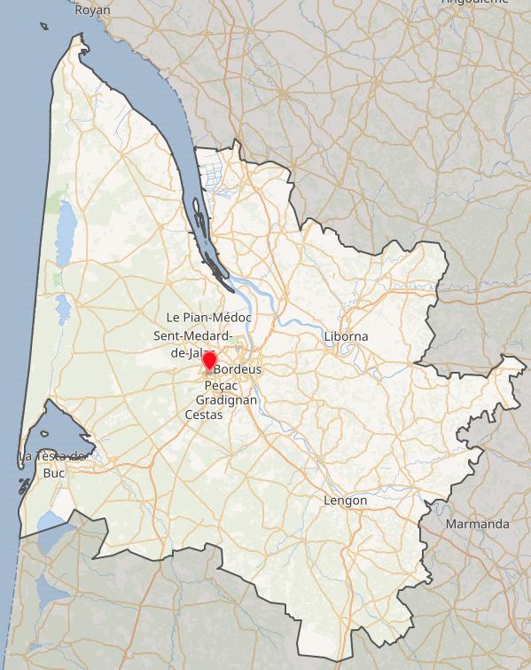 La Gironde France