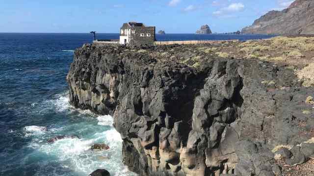 Hotel más pequeño del mundo: Punta Grande, el Hierro