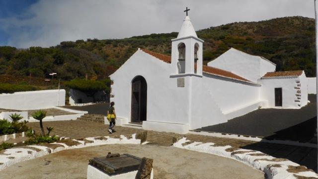 Santuari Mare de Deu de los Reyes. Canarias. Hierro