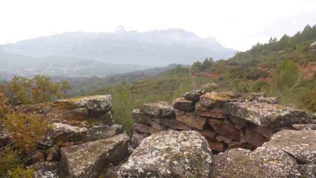 cabana pedra sec