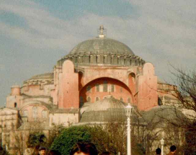 Αγια Σοφια.Κωνσταντινούπολη