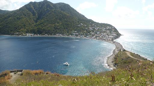 Scotts Headl. Dominica