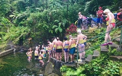 Titous gorge Dominica