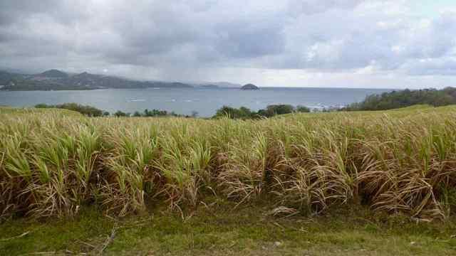 Presqu'e île de la Caravelle