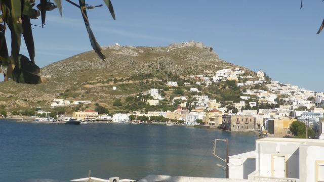 Agia Marina. Leros