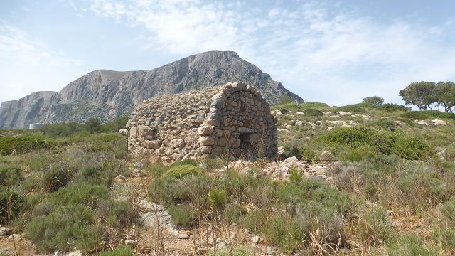 Antigues construccions Telenda. Grecia