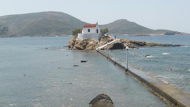 Capella Agios Isidoros. Leros