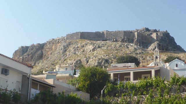 castell Xora kalimnos