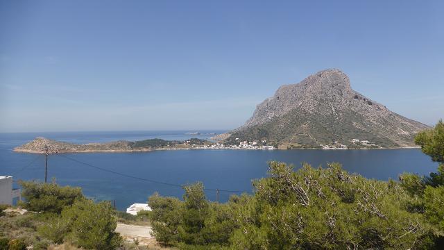 Illa de Telenda. Grecia