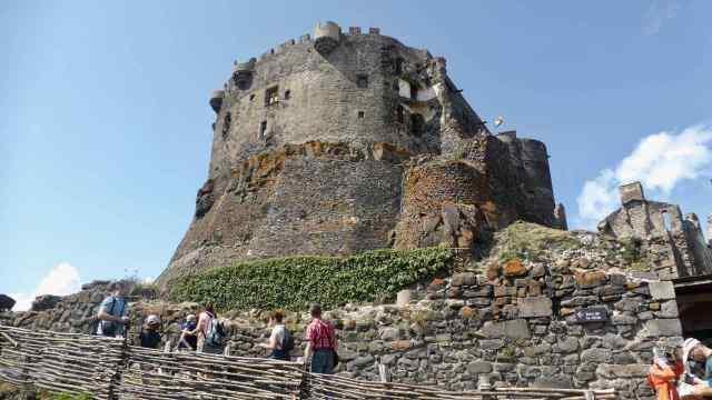 Castell Murol
