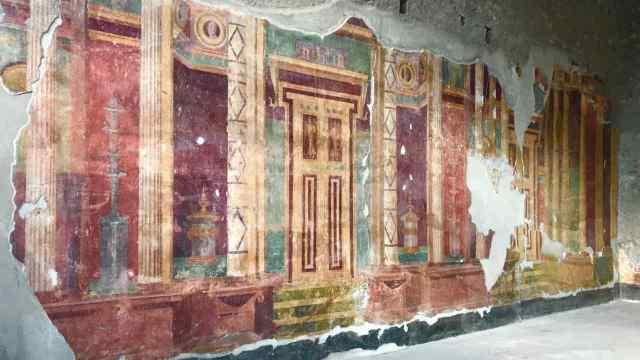 Oplontis. Villa Poppea. Atri