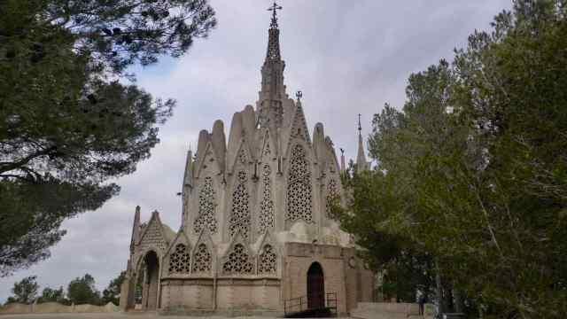 Santuari Montserrat. Montferri