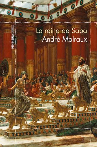 portada llibre La reina de Saba