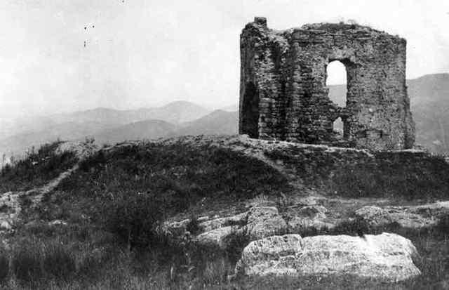 restes capella castell. inci XX