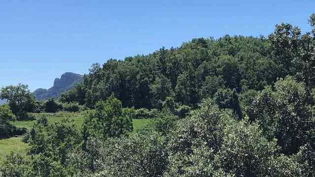 Serra de Peracalç (geganta adormida)